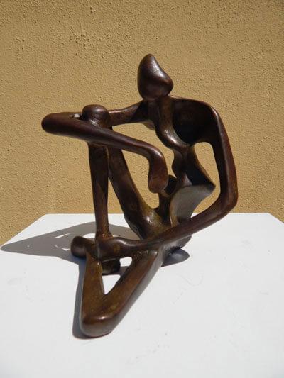 Figura-seduta--Anno-1966-Bronzo-cm15x16
