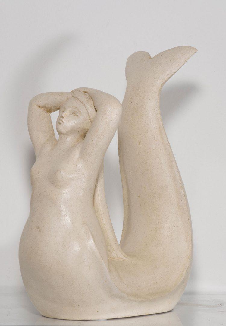 Il-risveglio---30x17xh40cm---Terracotta---2014