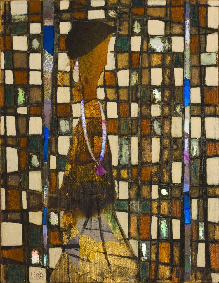 La-facciata-sfacciata---35x45cm---Tecn-mista-su-tela
