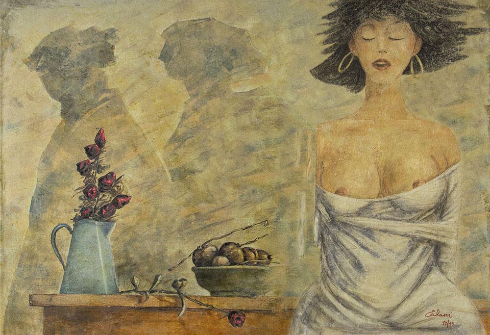 La-signora-e-le-rose-116x80cm