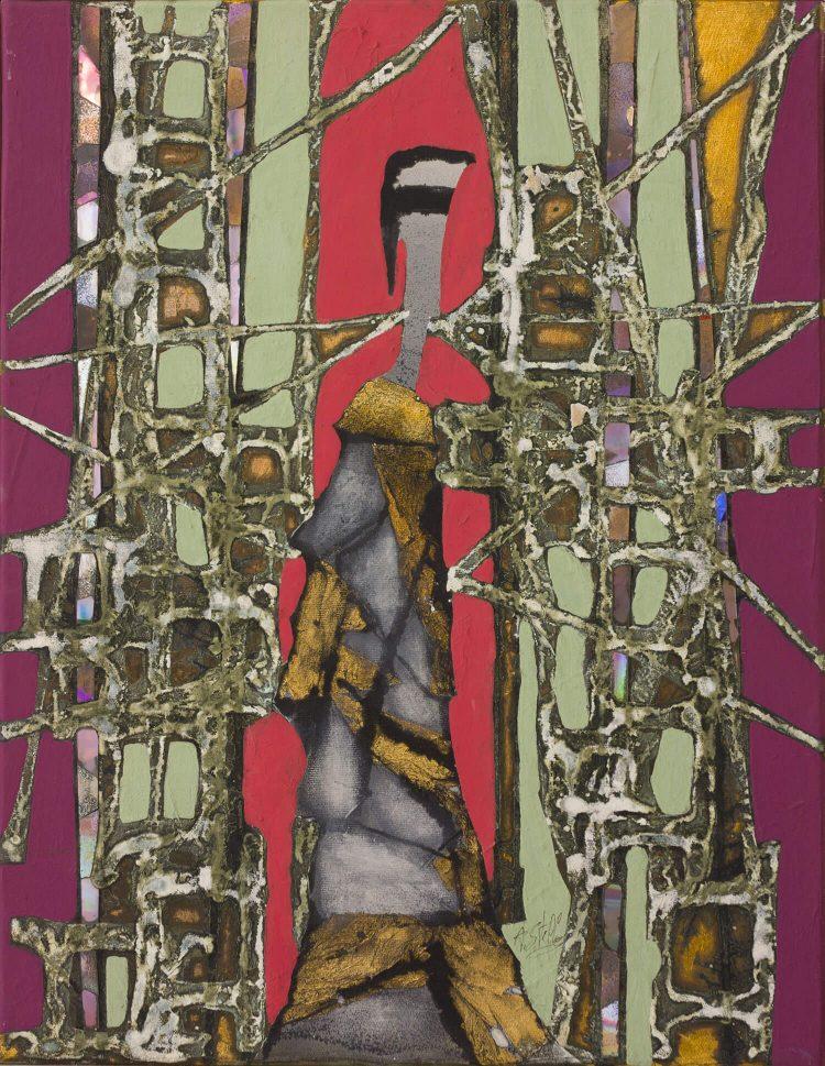 La-via-dell'astratto---40x50cm---Tecn-mista-su-tela