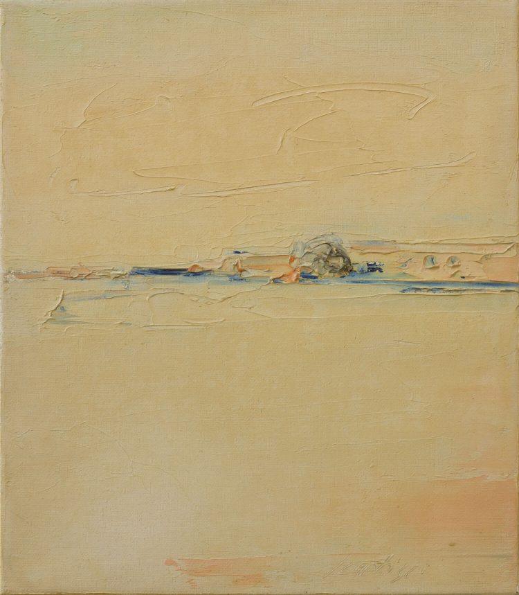 Laguna-----50x60cm---Olio-su-tela