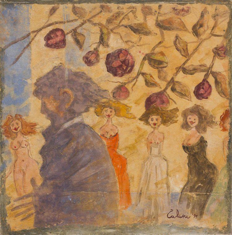 L'ombra-e-le-rose---50x50cm---2011---I¯-Strappo-di-affresco