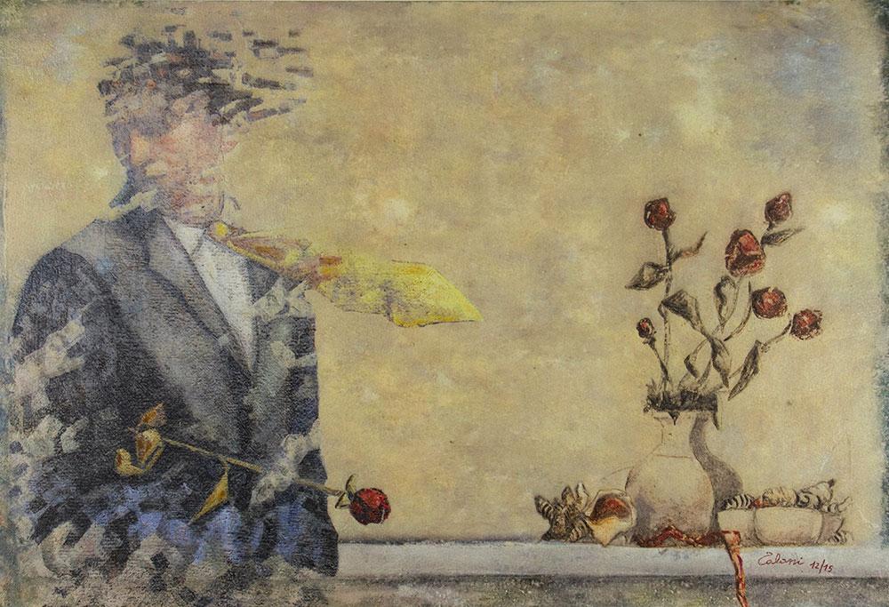 L'uomo-con-le-rose-116x80cm