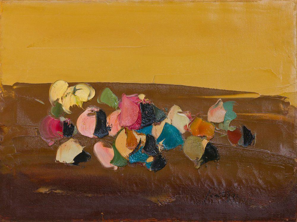 Natura---93x72cm---1960---Olio-su-tela
