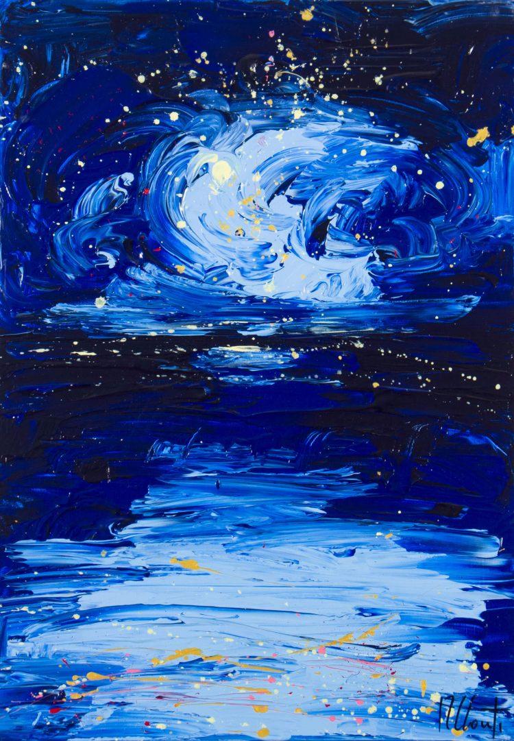 Notturno---50x70---2015---Acrilico-su-tela