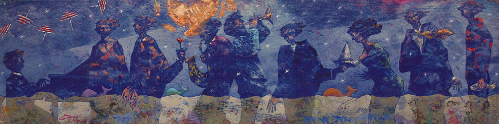 Ombre-di-una-notte-blues---50x198cm