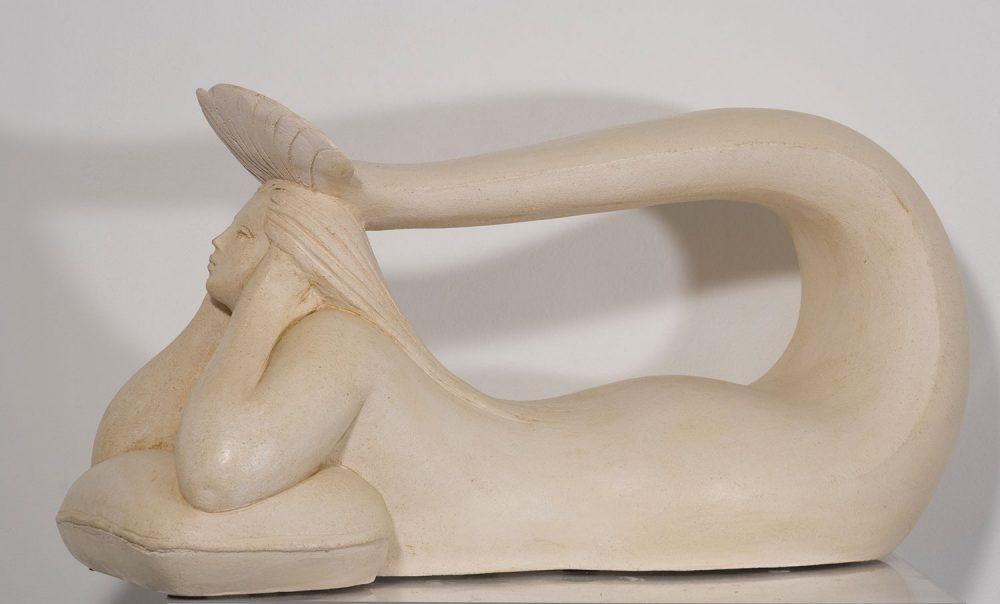 Sirena---63x28xh33cm---terracotta---2014