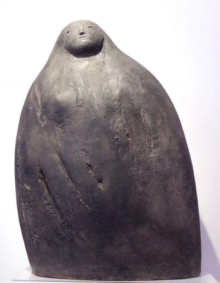 Sirena---Altezza-73cm-Lunghezza-50cm----Cemento