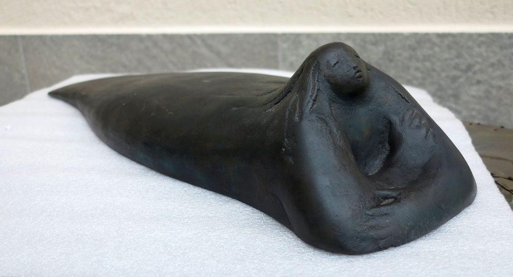 Sirena-sdraiata---20x57xh12cm---1_6-bronzo
