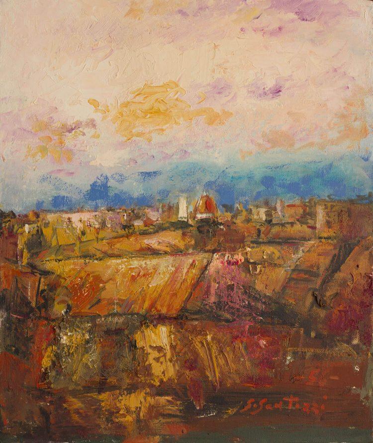 Veduta-di-Firenze---1956---80x70cm---Olio-su-tela